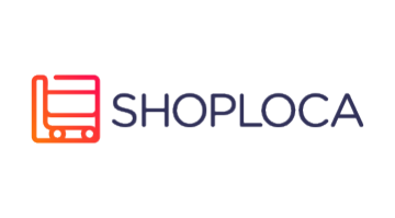 Logo for Shoploca.com