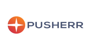 Logo for Pusherr.com