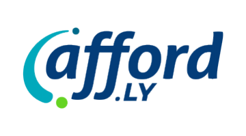 Logo for Afford.ly