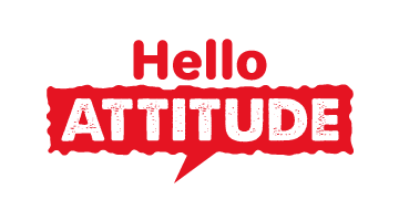 Logo for Helloattitude.com