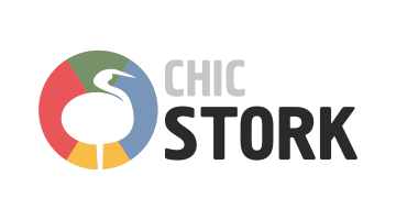 Logo for Chicstork.com