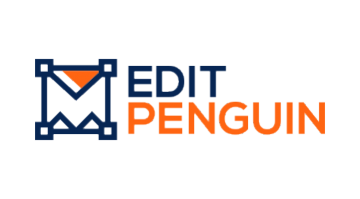 Logo for Editpenguin.com