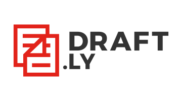Logo for Draft.ly