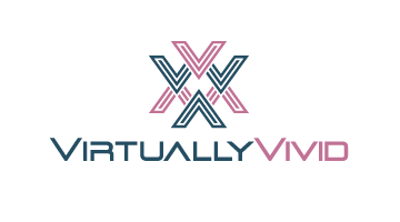 Logo for Virtuallyvivid.com