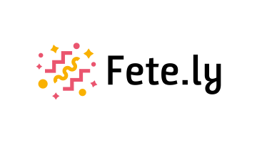 Logo for Fete.ly