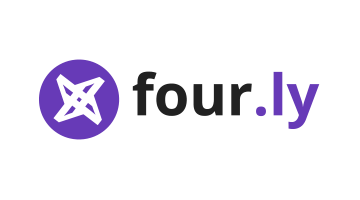 Logo for Four.ly