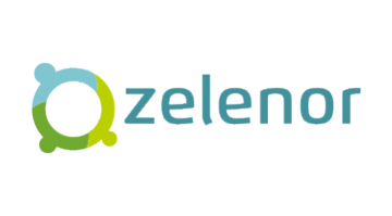 Logo for Zelenor.com