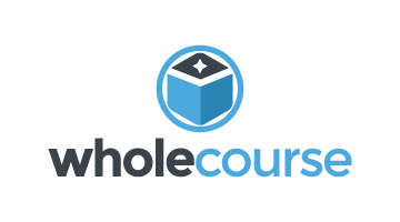Logo for Wholecourse.com