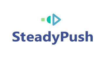 Logo for Steadypush.com