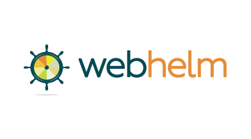 Logo for Webhelm.com