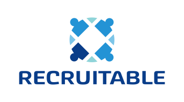 Logo for Recruitable.com
