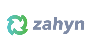 Logo for Zahyn.com