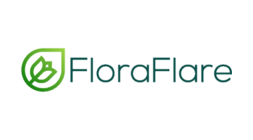Logo for Floraflare.com