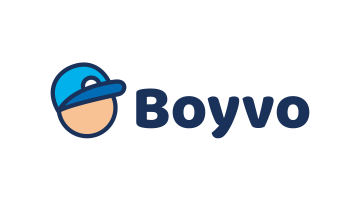 Logo for Boyvo.com