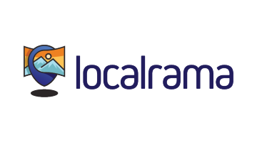 Logo for Localrama.com