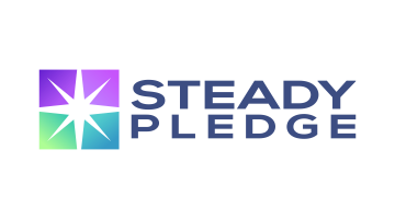 Logo for Steadypledge.com