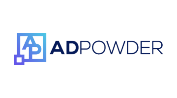 Logo for Adpowder.com