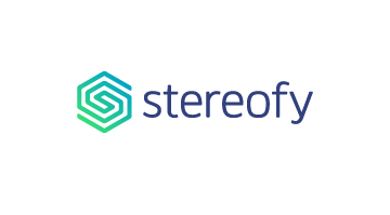 Logo for Stereofy.com