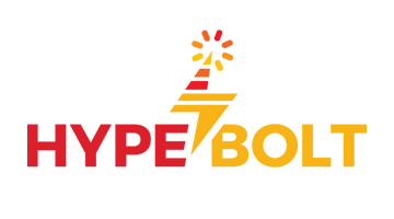 Logo for Hypebolt.com