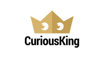Logo for Curiousking.com