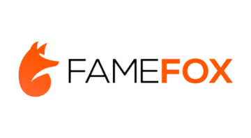 Logo for Famefox.com