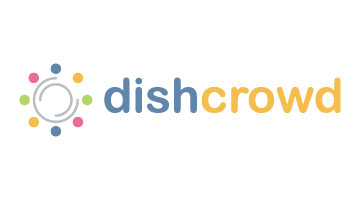 Logo for Dishcrowd.com