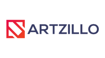 Logo for Artzillo.com