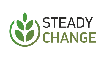 Logo for Steadychange.com
