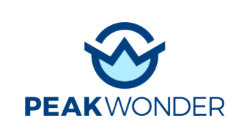 Logo for Peakwonder.com