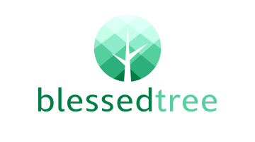 Logo for Blessedtree.com