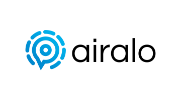 Logo for Airalo.com