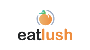 Logo for Eatlush.com