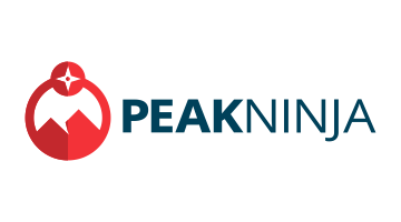 Logo for Peakninja.com