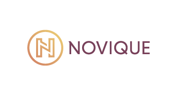 Logo for Novique.com