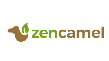 Logo for Zencamel.com