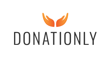 Logo for Donationly.com