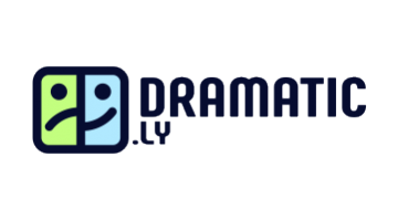 Logo for Dramatic.ly