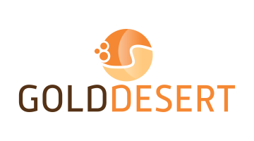 Logo for Golddesert.com