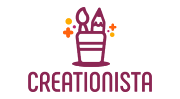 Logo for Creationista.com