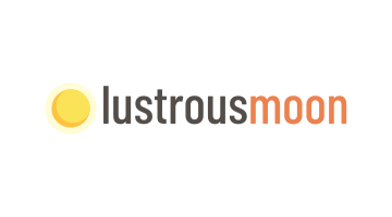 Logo for Lustrousmoon.com