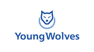 Logo for Youngwolves.com
