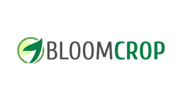 Logo for Bloomcrop.com