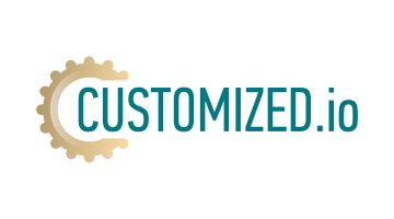 Logo for Customized.io