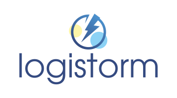 Logo for Logistorm.com