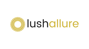 Logo for Lushallure.com
