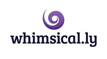 Logo for Whimsical.ly