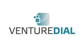 Logo for Venturedial.com