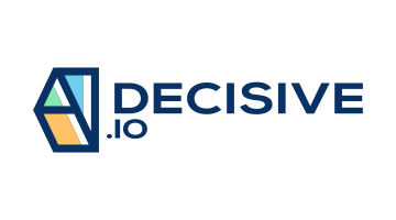 Logo for Decisive.io