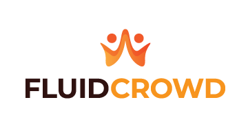 Logo for Fluidcrowd.com