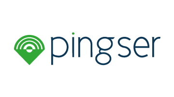 Logo for Pingser.com